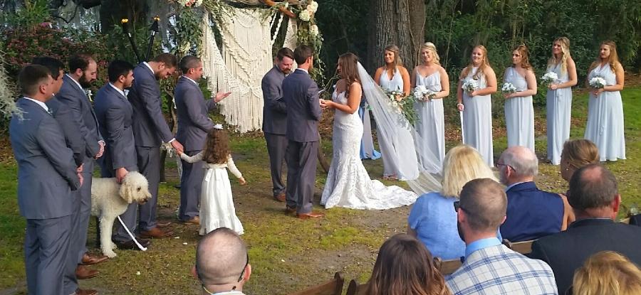 The Cox Wedding
